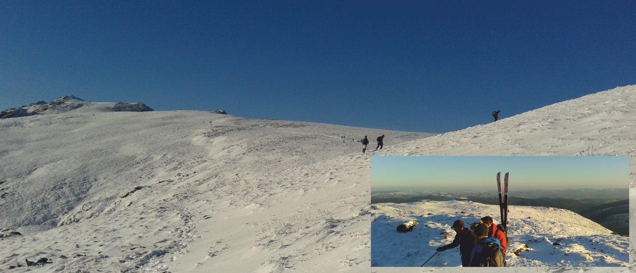 Ski Cader Idris